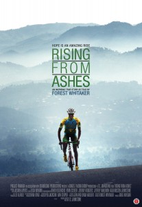 Rising From Ashes FRF poster